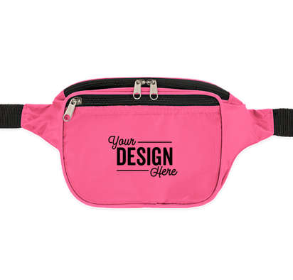 Neon Fanny Pack - Neon Pink