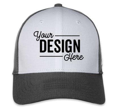 Under Armour Colorblock Stretch Fit Hat - Graphite