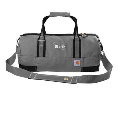Carhartt Foundry Series Duffel Bag - Grey