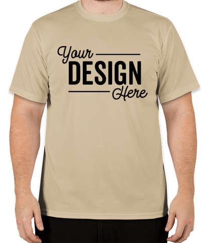Soffe Military Performance Mesh T-shirt - Sand