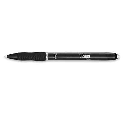 Sharpie S-Gel Pen - Black / Black