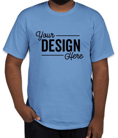 Gildan Ultra Cotton T-shirt - Carolina Blue