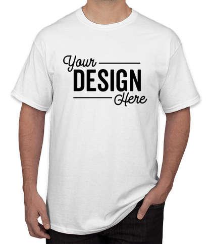 Canada - Gildan Ultra Cotton T-shirt - White