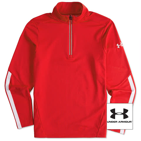 Under Armour Qualifier Performance Quarter Zip