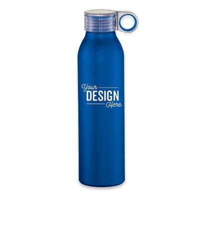 22 oz. Grom Aluminum Water Bottle - Royal