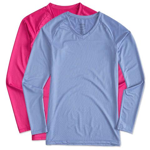 Augusta Juniors Long Sleeve Volleyball Jersey