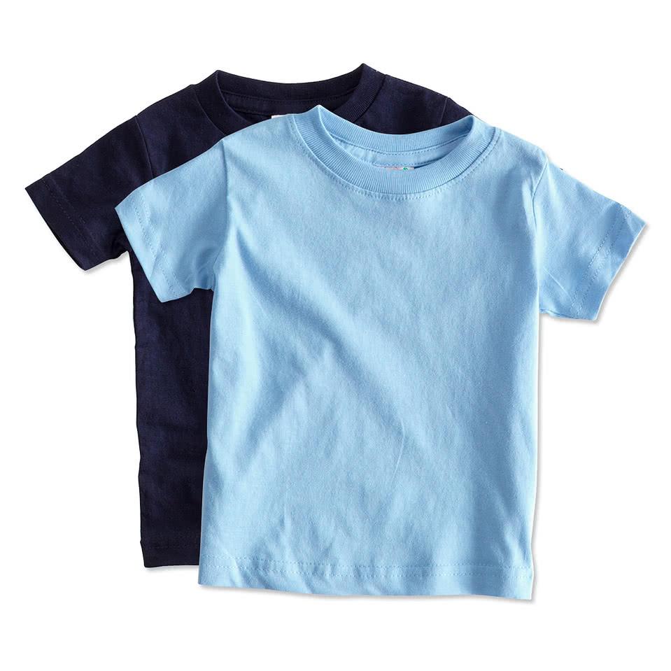 Design t shirt baby - Rabbit Skins Infant Jersey T Shirt