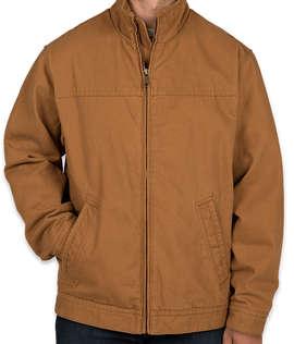 CornerStone Duck Cloth Flannel-Lined Work Jacket