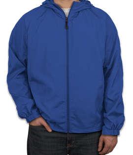 Sport-Tek Full Zip Hooded Jacket