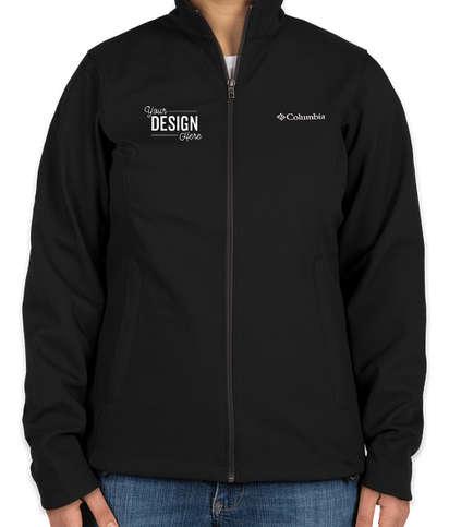 Columbia Women's Kruser Ridge Soft Shell Jacket - Black