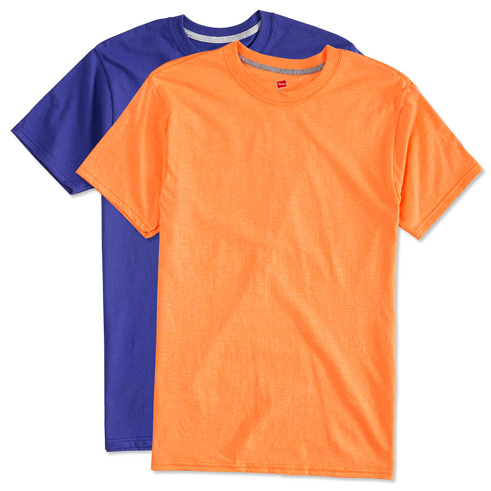 Design hanes x temp t shirt online at customink for Made t shirts online