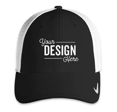 Nike Dri-FIT Mesh Back Hat - Black / White