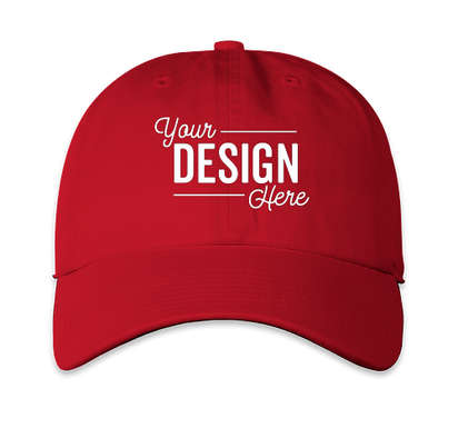 '47 Brand Clean Up Baseball Hat - Red