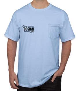 Gildan Ultra Cotton Pocket T-shirt