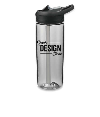 CamelBak 20 oz. Eddy Tritan Renew Water Bottle - Charcoal