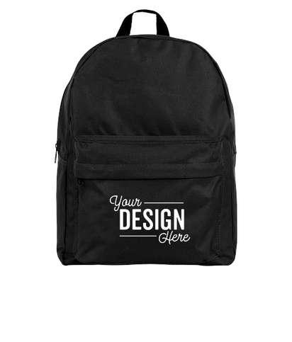 "Classic 15"" Computer Backpack - Black"
