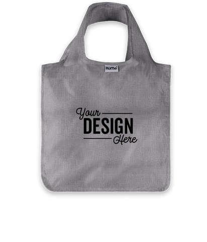RuMe Classic Large Tote Bag - Heather Grey