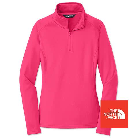 The North Face Women's Tech Quarter Zip Fleece Pullover