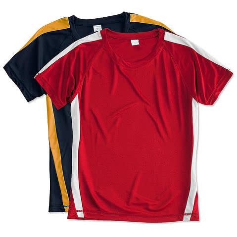 Canada - ATC Women's Competitor Colorblock Performance Shirt