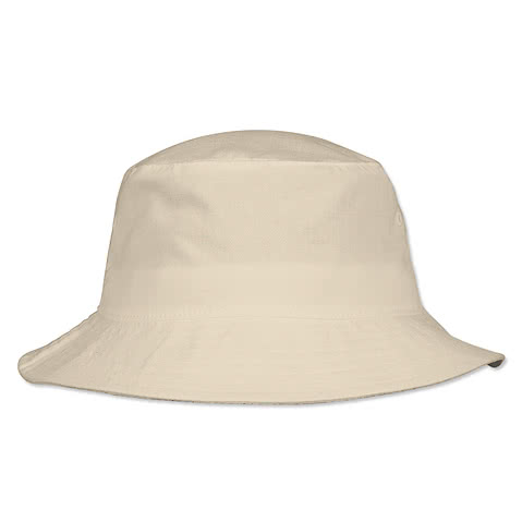 Big Accessories Twill Bucket Hat