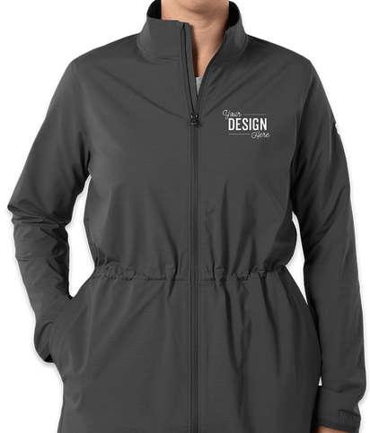 Under Armour Women's Cinched Windbreaker Jacket - Stealth Grey