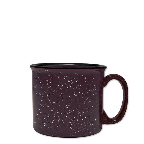14 oz. Ceramic Camper Mug