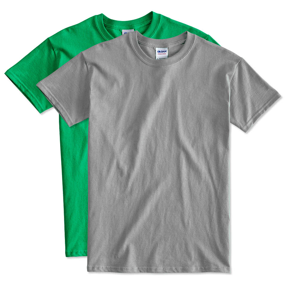 Design custom printed gildan cotton t shirts online at for Gildan t shirts online
