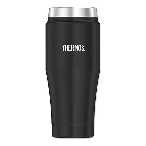 Thermos 16 oz. Heritage Stainless Steel Travel Tumbler