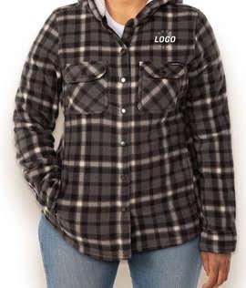 Eddie Bauer Women's Woodland Fleece Shirt Jacket