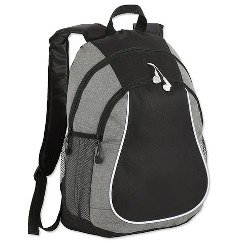 Coil Two Pocket Basic Backpack
