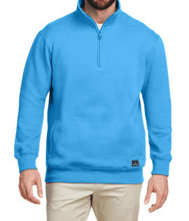 Nautica Anchor Quarter Zip Sweatshirt
