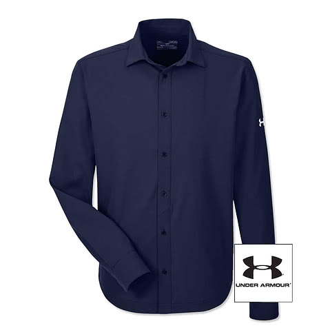 Under Armour Performance Tech Dress Shirt
