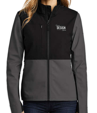 The North Face Women's Castle Rock Soft Shell Jacket - Asphalt Grey