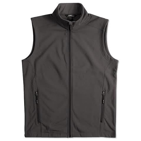 Core 365 Fleece Lined Soft Shell Vest