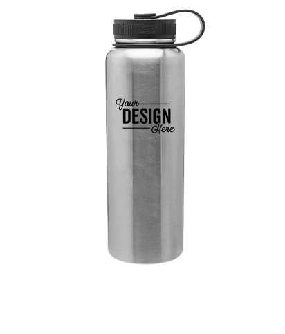 40 oz. h2go Venture Copper Vacuum Insulated Water Bottle - Stainless