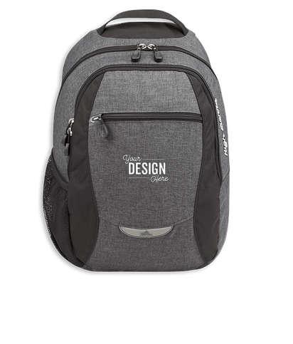 High Sierra® Curve Backpack - Graphite