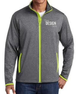 Sport-Tek Sport-Wick Stretch Full Zip Jacket