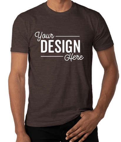 Next Level Jersey Blend T-shirt - Espresso