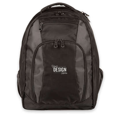 Port Authority Commuter Backpack - Black