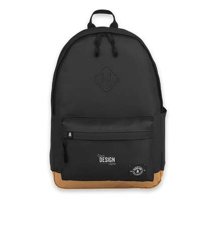 "Parkland Kingston Plus 15"" Computer Backpack - Black"