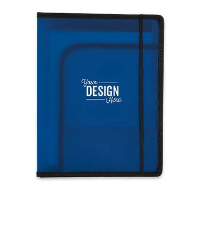 PolyPro Folder - Royal