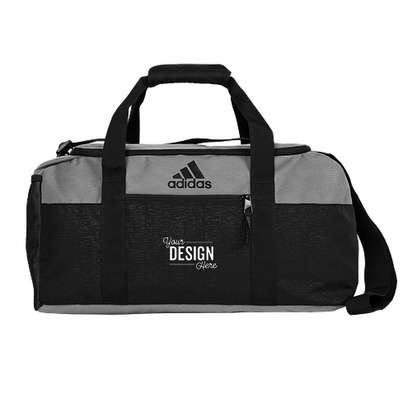 Adidas Weekender Bag - Grey / Black