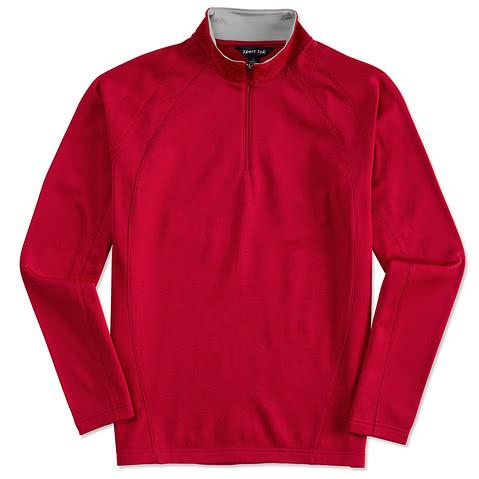 Sport-Tek Quarter Zip Performance Sweatshirt