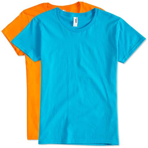 Anvil Women's Jersey T-shirt