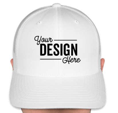 Canada - Yupoong Retro Trucker Hat - White