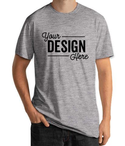 Delta Platinum Tri-Blend T-shirt - Athletic Heather