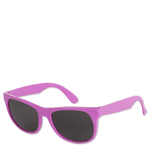 Solid Promotional Sunglasses