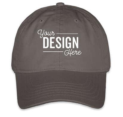 Econscious Organic Baseball Hat - Charcoal
