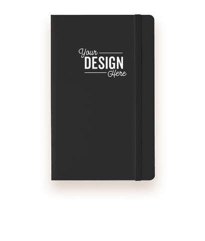 Moleskine Hard Cover Plain Notebook - Black