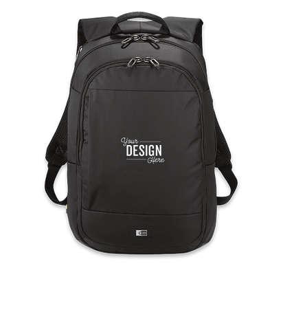 """Case Logic 15"""" Computer Backpack - Black"""